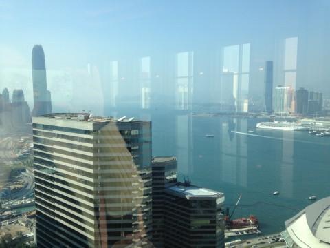 香港の気持ちの良い冬